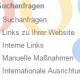 Google WMT manuelle Spam Massnahmen